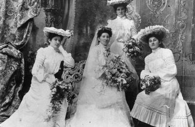 Brautkleid als Erbe?